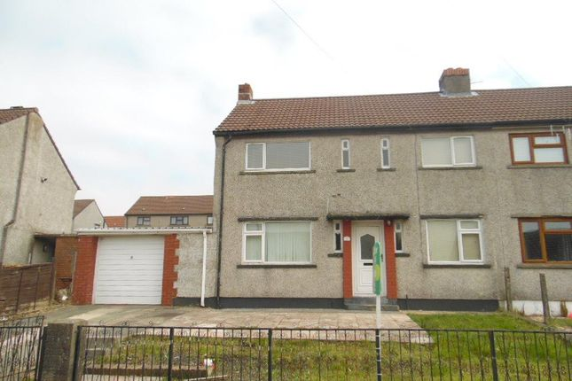 Thumbnail Property to rent in Is Fryn, Rhymney, Tredegar