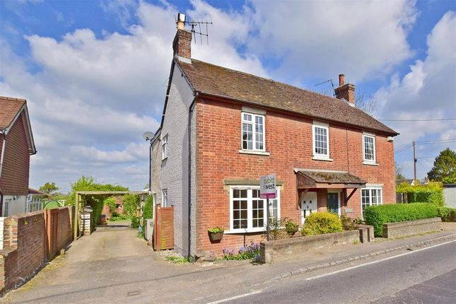Thumbnail Semi-detached house for sale in Stane Street, Five Oaks, West Sussex