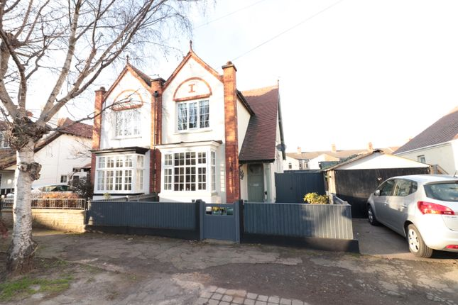 Thumbnail Semi-detached house for sale in Brooklands Avenue, Cleethorpes