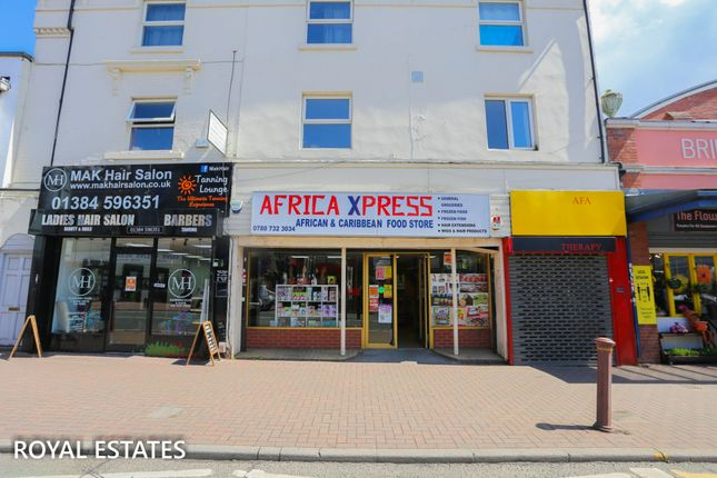 Thumbnail Retail premises to let in High Street, Brierley Hill, West Midlands