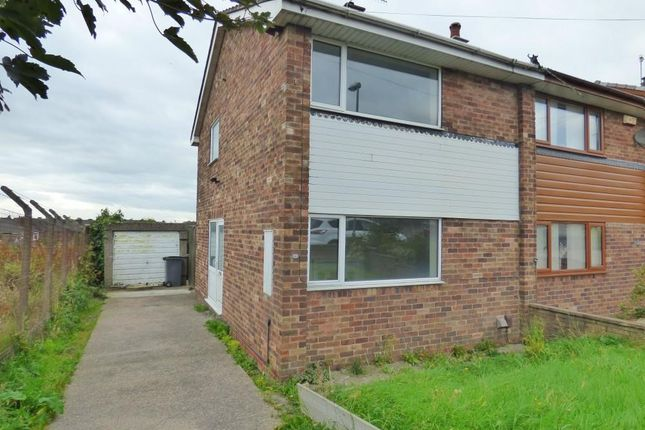Thumbnail Semi-detached house to rent in Allensmore Avenue, Fenton, Stoke-On-Trent