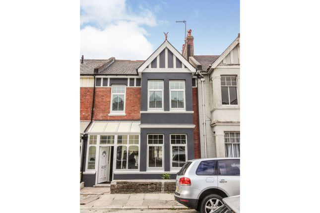 4 bed terraced house for sale in College Avenue, Mannamead, Plymouth PL4