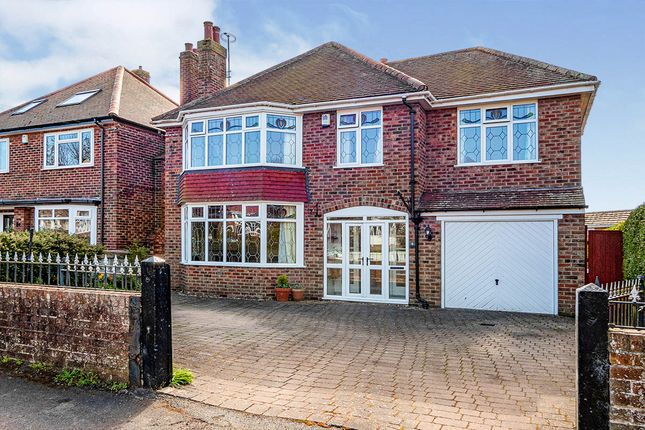 Thumbnail Detached house for sale in Harland Road, Bridlington, East Yorkshire
