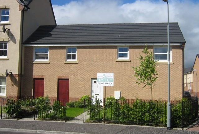 Thumbnail Mews house to rent in Reid Crescent, Bathgate