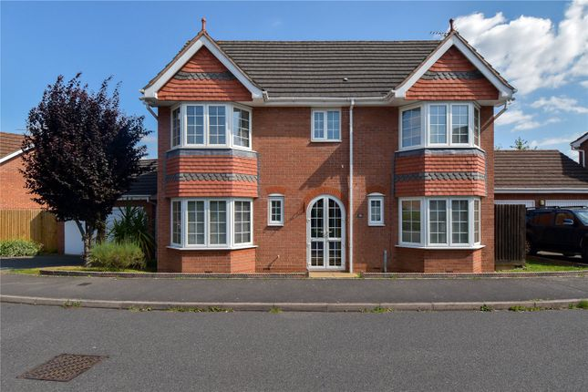 Thumbnail Detached house for sale in Hoveton Close Greenlands, Redditch