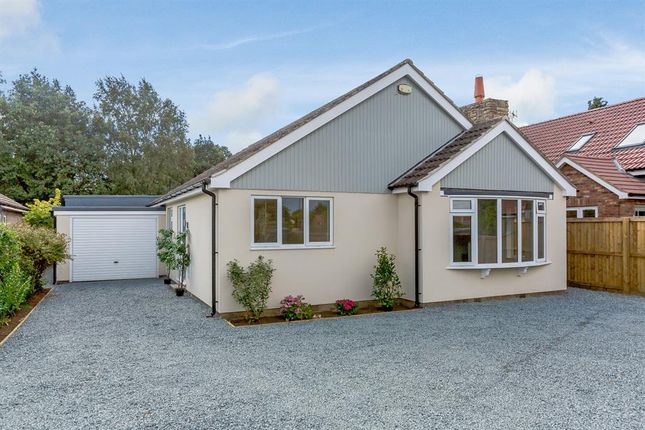 Thumbnail Detached bungalow for sale in Saddlers Way, Long Marston