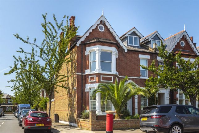 Thumbnail Semi-detached house to rent in Priory Road, Kew, Surrey