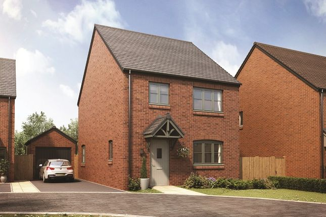"""4 bed property for sale in """"The Langford"""" at Salters Green Way, Alrewas, Burton-On-Trent DE13"""