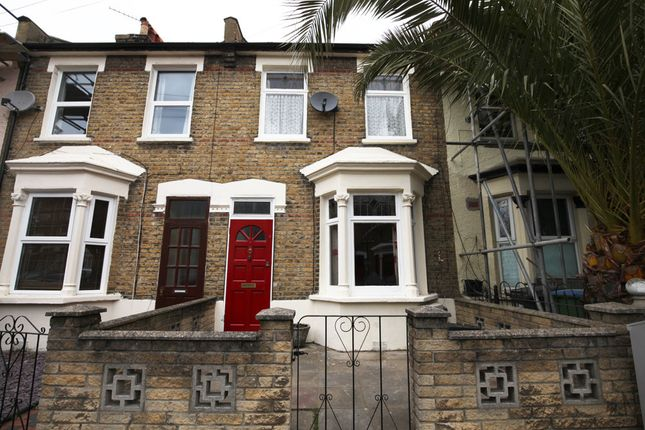 Thumbnail Terraced house for sale in Thorpe Road, Forest Gate
