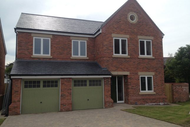 Thumbnail Detached house to rent in Vyner Croft, Prenton