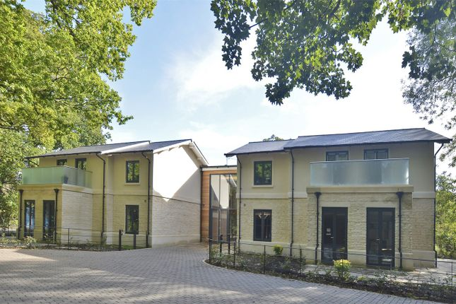 Thumbnail Flat for sale in Norwood Dene, The Avenue, Claverton Down, Bath