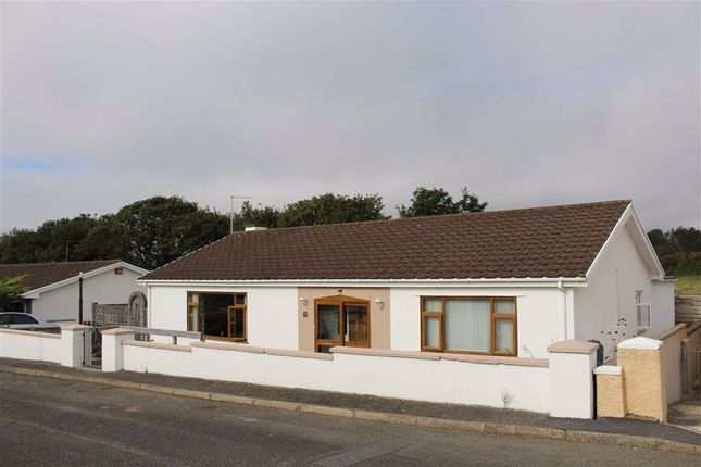 3 bed detached bungalow for sale in Priory Lodge Close, Milford Haven SA73