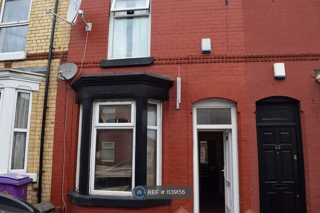 Thumbnail Terraced house to rent in July Road, Liverpool