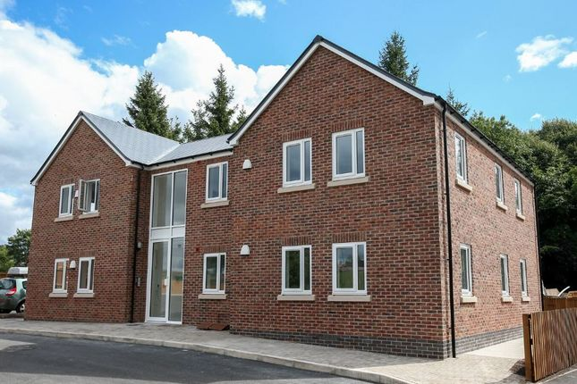 Thumbnail Flat for sale in Ainsworth Lane, Crowton, Northwich