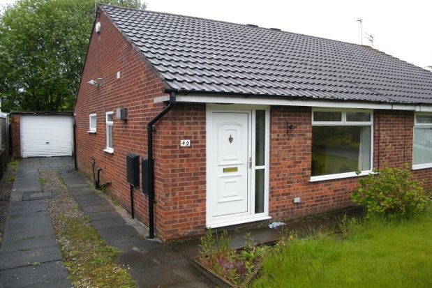 Thumbnail Bungalow to rent in Dales Brow, Bolton