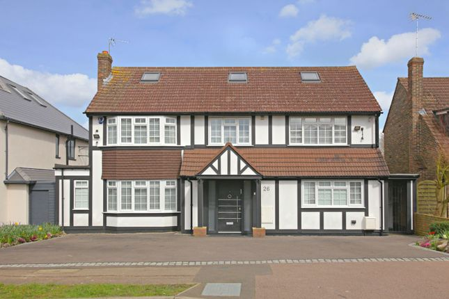 Thumbnail Property for sale in Links Drive, Elstree, Borehamwood
