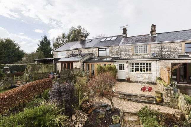 Thumbnail Terraced house for sale in Single Hill, Shoscombe, Bath