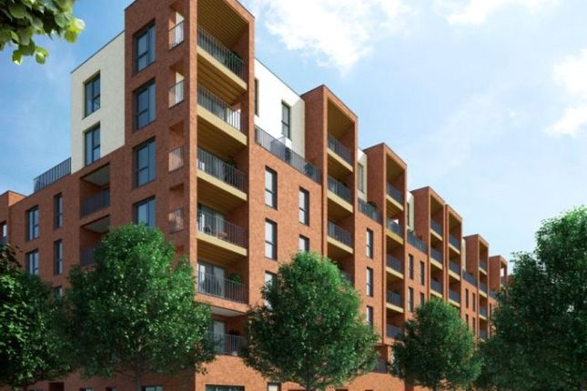 Thumbnail Flat for sale in Reverence House, Colindale, London