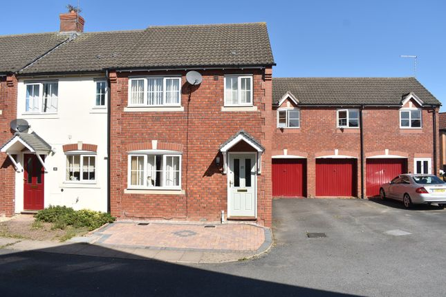 Thumbnail End terrace house for sale in Longtown Road, Walton Cardiff, Tewkesbury