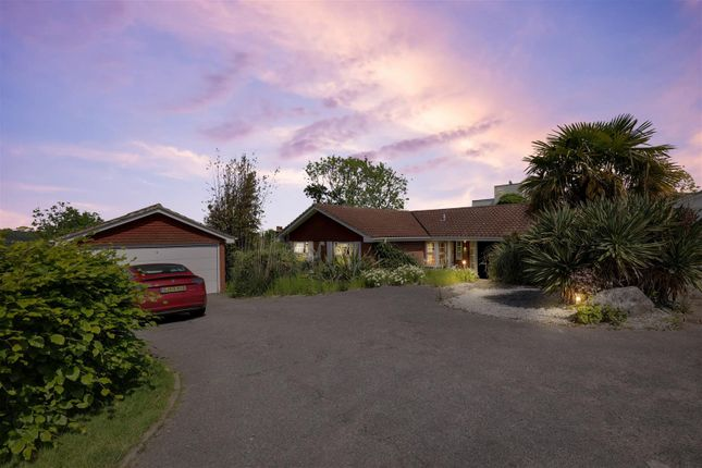 Thumbnail Detached bungalow for sale in Abbotts Close, Borstal, Rochester