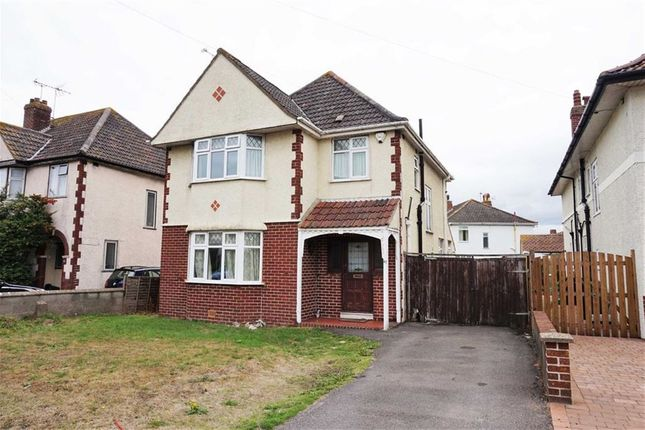 Thumbnail Detached house to rent in Devonshire Road, Weston-Super-Mare