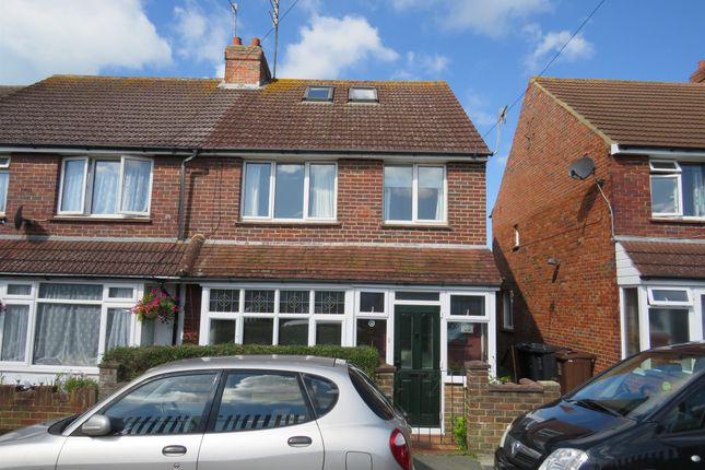 Thumbnail Semi-detached house for sale in Southdown Avenue, Portslade, Brighton