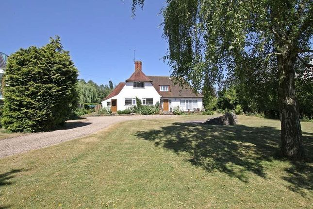 Thumbnail Detached house to rent in Quarrywood Road, Marlow