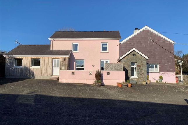 Thumbnail Detached house for sale in Llanarth