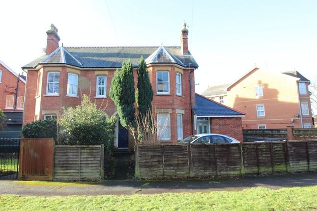 Thumbnail Maisonette to rent in Farley Court, Church Road East, Farnborough