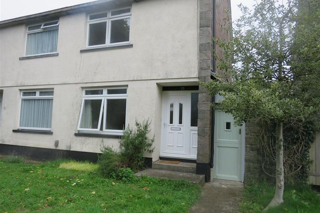 Thumbnail Property to rent in Plough Green, Saltash