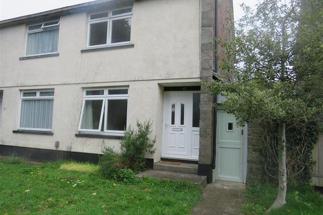 Thumbnail Property to rent in Plough Green, Saltash