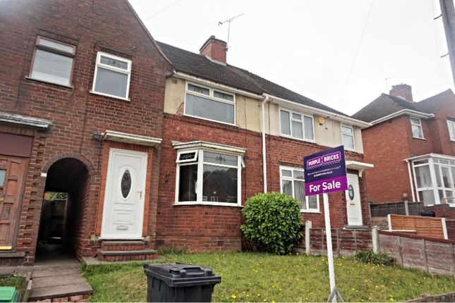 Thumbnail Terraced house for sale in Salop Road, Oldbury