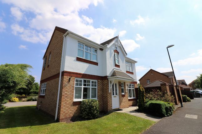 3 bed detached house for sale in Fendale Avenue, Moreton, Wirral