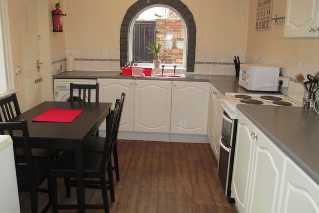 Thumbnail Shared accommodation to rent in Kensington Road, Middlesbrough
