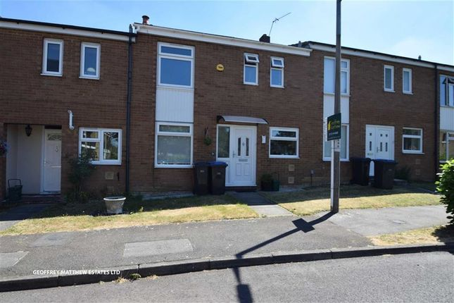 Thumbnail Terraced house for sale in Woodwards, Harlow, Essex