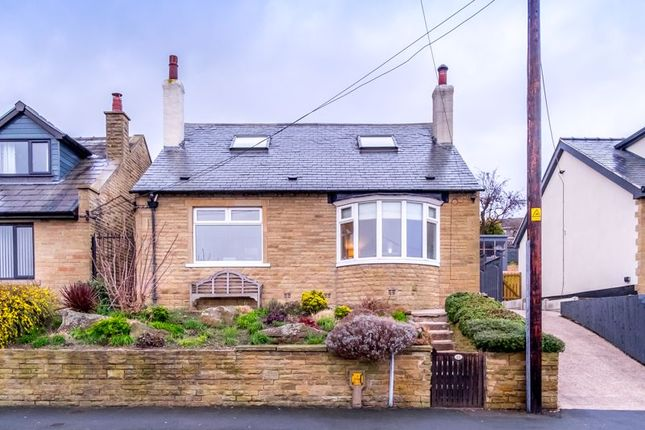 Thumbnail Detached house for sale in New Street, Clifton, Brighouse
