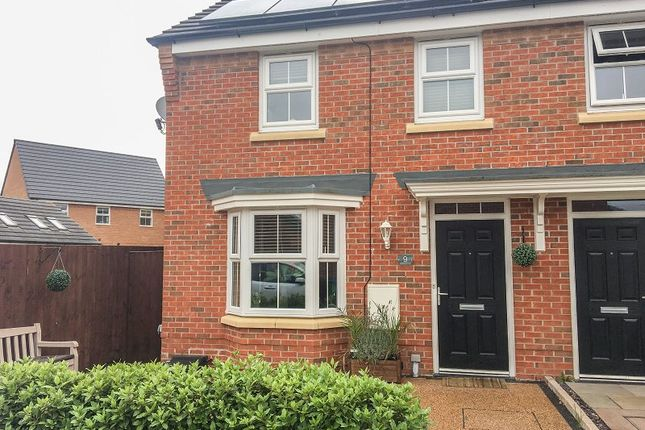 Thumbnail Semi-detached house to rent in Wedgewood Close, Rochdale