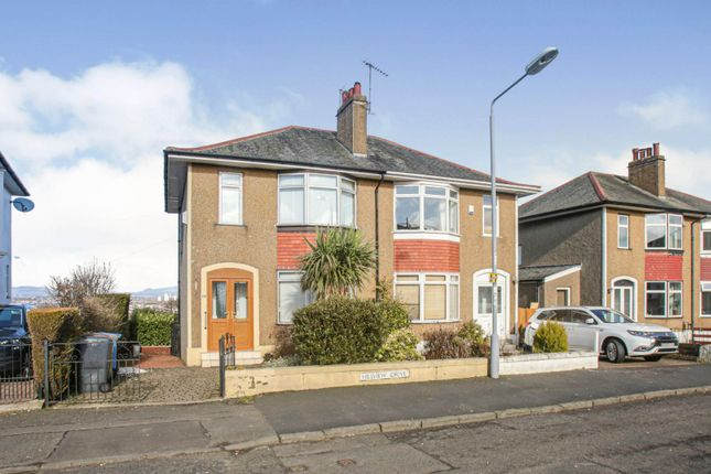 3 bed semi-detached house for sale in Hillview Drive, Glasgow G76