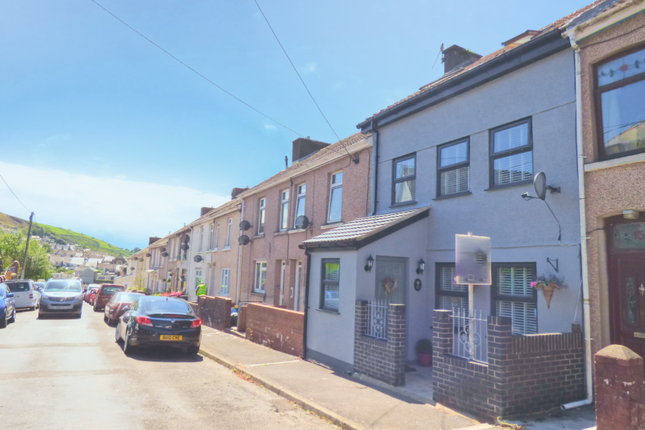 Thumbnail Terraced house for sale in Hill View, Pontycymer, Bridgend