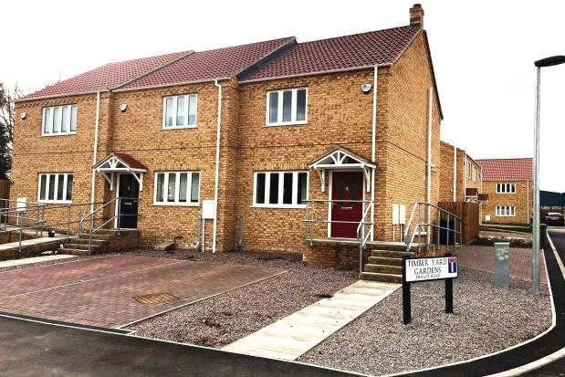 Thumbnail Property to rent in Osborne Residential Park, Osborne Road, Wisbech