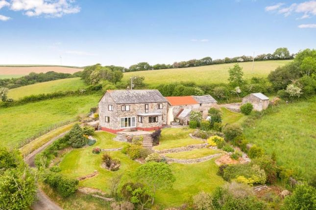 Thumbnail 3 bed detached house for sale in Lanreath, Looe, Cornwall