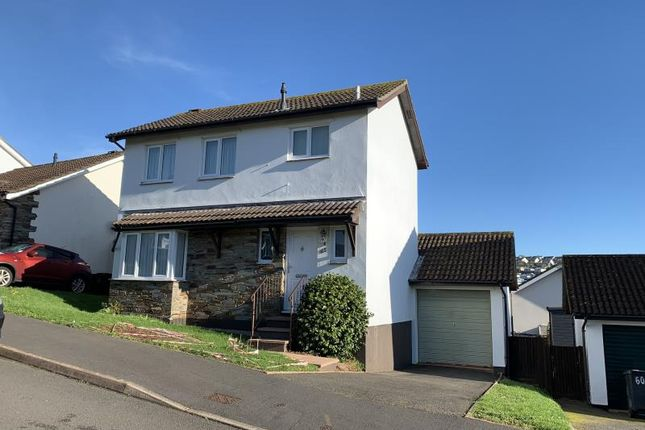 3 bed detached house to rent in Moor View Drive, Teignmouth TQ14