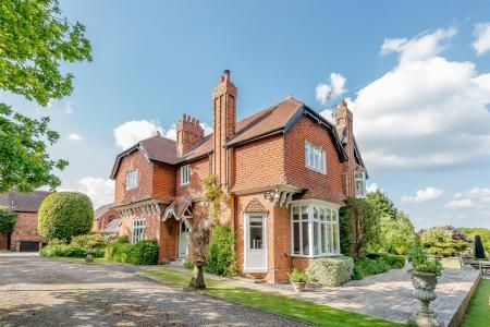 Thumbnail Detached house for sale in Seafield Lane, Alvechurch, Birmingham