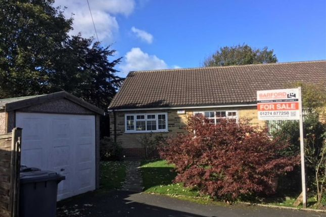 Thumbnail Semi-detached bungalow for sale in Birksland Moor, Birkenshaw, Bradford