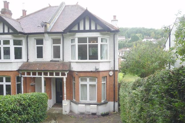 Thumbnail 2 bed flat to rent in Godstone Road, Purley, Surrey
