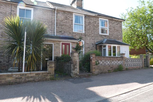 Thumbnail Terraced house to rent in Springfield Road, Bury St. Edmunds