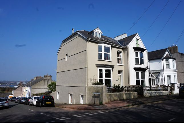 Thumbnail Town house for sale in Victoria Road, Pembroke Dock