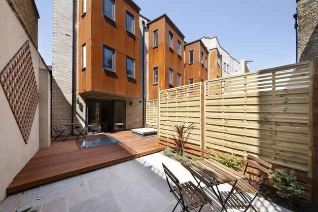 Thumbnail End terrace house for sale in Comet Street, London