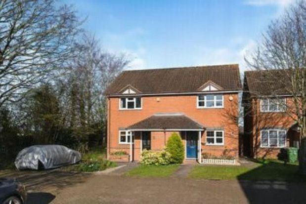 Thumbnail Semi-detached house to rent in St. Thomas Close, Basingstoke