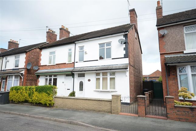 Thumbnail Semi-detached house to rent in Bedford Street, Crewe
